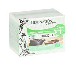 Tè Verde Kukicha - In bustina