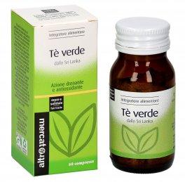 capsule dimagranti al tè verde