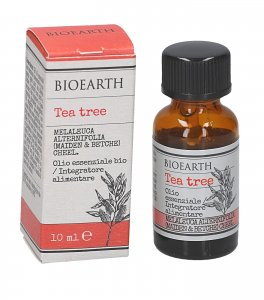 Tea Tree - Olio Essenziale Bio