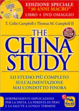 The China Study - Edizione Speciale 30 Anni Macro + DVD gratuito