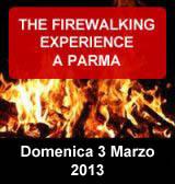 Macrolibrarsi - THE FIREWALKING EXPERIENCE a PARMA