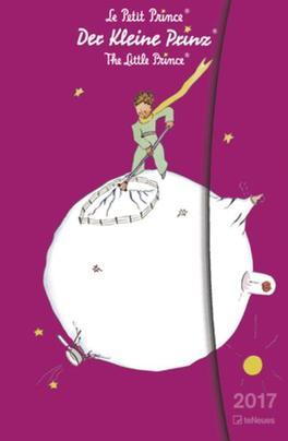 The Little Prince - Agenda 2017 - Piccola