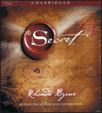 The Secret (UNABRIDGED) 4 CD Audio - English Version