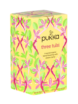 Three Tulsi - Tre Tulsi - Tisana Pukka