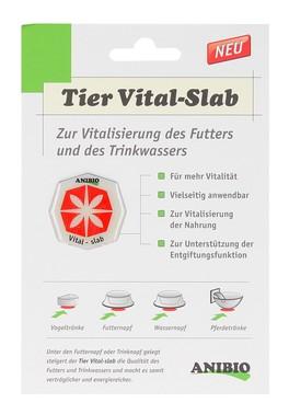 Tier Vital Slab - vitalizzatore Cibo e Acqua