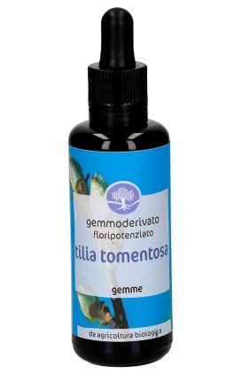 Tilia Tomentosa - Gemmoderivato Floripotenziato, gemmoderivati