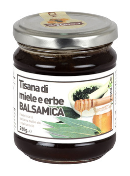 Tisana di Miele e Erbe Balsamica