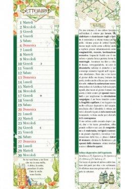 Fiera Erba Calendario.Tisane E Dolci Rimedi Calendario 2020 Calendario