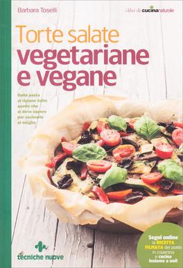 Torte Salate Vegetariane e Vegane