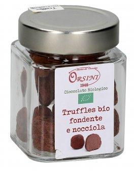 Truffles Bio Cioccolato Fondente e Nocciola
