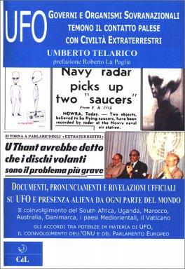 Ufo - I Governi Temono Il Contatto Palese Con Civiltà Extraterrestri