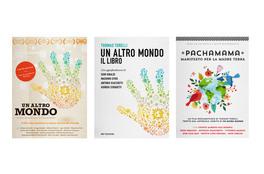 Un Altro Mondo Libro + DVD + Pachamama DVD