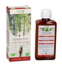 Venalinfa - Linfa di Betulla con Estratti di Gemme - Drenaggio Circolatorio