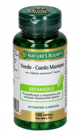 Verde Cardo-mariano - Integratore con frutti di Cardo Mariano