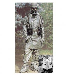 Vestito di Protezione Verde - Eurolite NBC