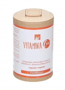 Vitamina C - 1000 - Integratore di Vitamina C, Acerola e Rosa Canina