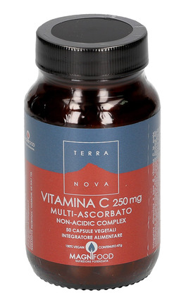 Vitamina C 250 mg Multi Ascorbato