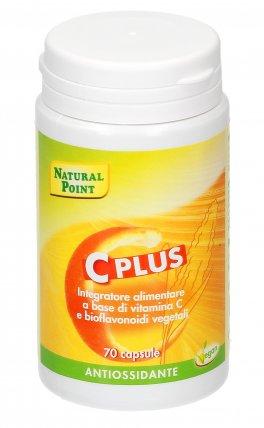 Vitamina C Plus - Integratore di Vitamina C e Boflovanoidi Vegetali
