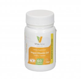 Vitashine - Vitamina D3 - 1000iu in Compresse