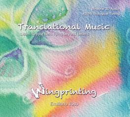 Wingprinting, Emiliano Toso, Musica 432 Hz