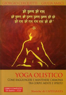 Yoga Olistico - Libro + 2 CD