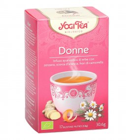 Yogi Tea - Donne ( La Femme - Mujer)