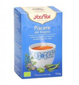 Yogi Tea - Piacere del Respiro - Respiraciòn