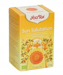 Yogi Tea - Sun Salutation - in Bustine
