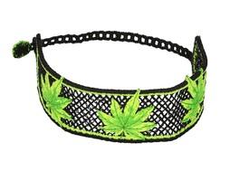 Bracciale Macramè - Marijuana