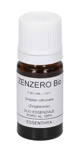Zenzero Bio - Olio Essenziale Puro - 5 ml