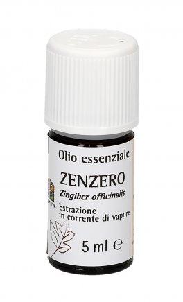 Zenzero - Olio Essenziale