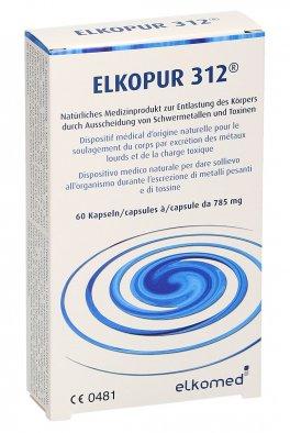 Zeolite - Elkopur 312®  + Montmorillonite