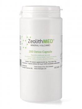 Zeolith Med - Detox - Zeolite in Capsule