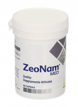 Zeonam Med - Zeolite Doppiamente Attivata