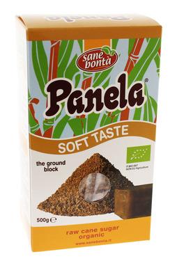 Zucchero Integrale di Canna - Mattonella Macinata
