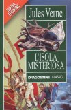 L'isola Misteriosa - Libro