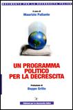 Un Programma Politico per la Decrescita