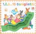 1,2,3...10 Coniglietti - Libro