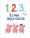 1, 2, 3, Cacca! - Libro
