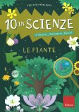 10 In Scienze - Le Piante — Libro