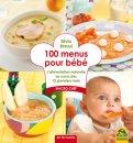 100 Menus Pour Bebè  - Libro