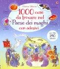 1000 Cose da Trovare nel Paese dei Maghi - Libro