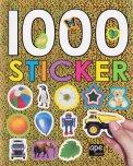 1000 Sticker - Libro