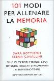 101 Modi per Allenare La Memoria — Libro