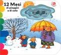 12 Mesi di Pioggia e di Sole - Libro