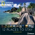 12 Places to Stay - Calendario 2019