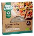 2 Basi per Pizza senza Glutine