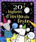 20 Biglietti d'Invito alle Feste  - Libro