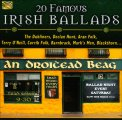 20 Famous Irish Ballads - CD