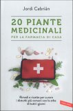 20 Piante Medicinali - Libro